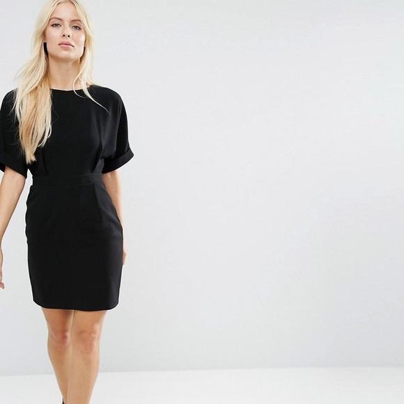 81ea9f46aca NWT ASOS mini wiggle dress